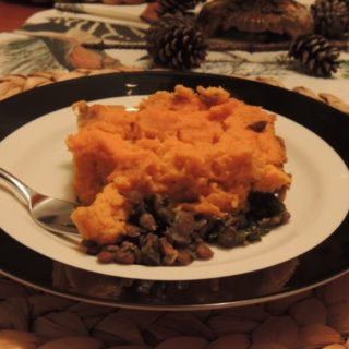 Lentil Shepherdless Pie