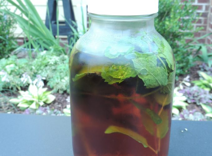 Iced Tea (and Sun Tea)