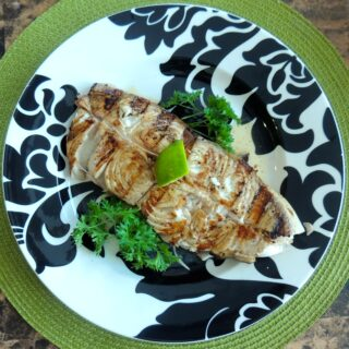 Chili-Lime Fish Fillets